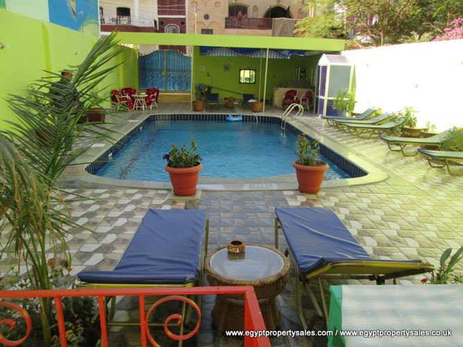 WB00822S Second Floor two bedroom apartment with swimming pool in Tod