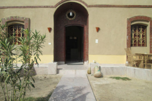 WB1945 Wonderful Nubian design House for sale or rent with amazing garden in Egypt, Luxor