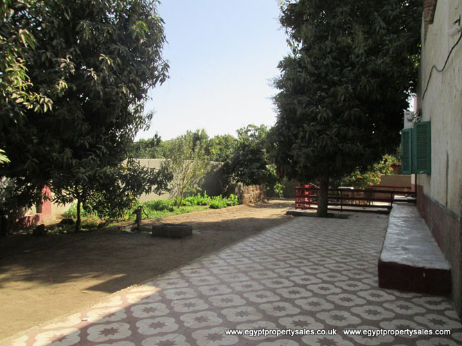 WB0615R Spacious peaceful 1 bedroom house in Gezira