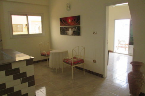 WB00133R First floor spacious Studio for rent in Luxor Ramla.