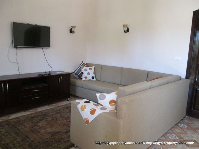WB328R Wonderful villa with modern design for rent in Egypt, Luxor