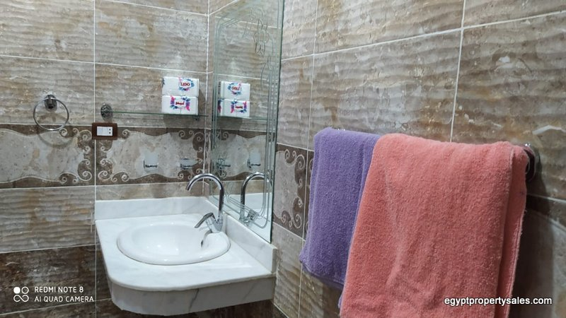 WB2119 Two bedrooms apartment with wonderful garden in Luxor